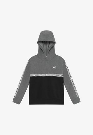 SPORTSTYLE HOODIE - Hoodie - pitch gray/black/white