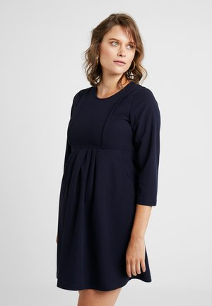 DAIJA DRESS - Jerseyklänning - indigo navy