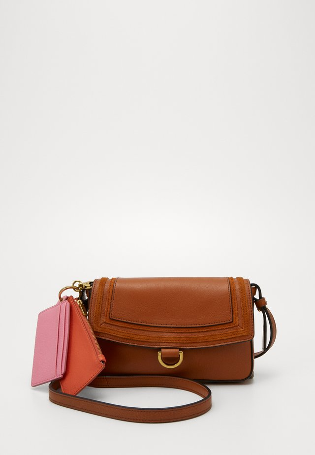 MILLIE - Borsa a tracolla - brown