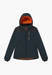 Brunotti - BOYS  - Soft shell jacket - space blue - 0