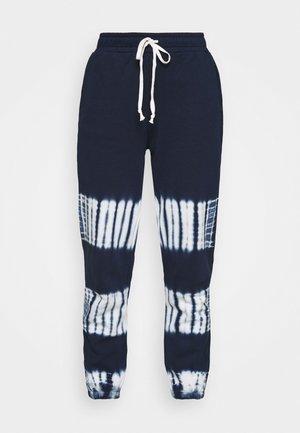 TIE DYE PANT - Pantalon de survêtement - bengali indigo