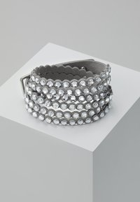 Swarovski - POWER BRACELET SLAKE - Náramek - silver-coloured - 0