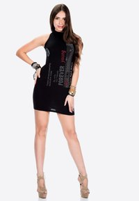 Cipo & Baxx - Shift dress - black - 1