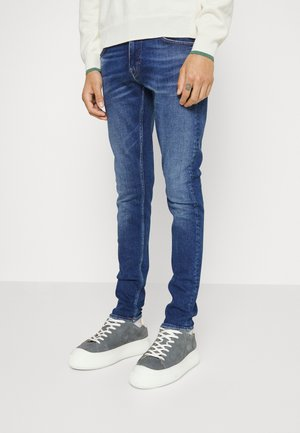 Jeans slim fit - royal blue