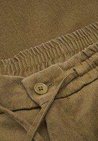 NN07 - Shorts -  olive - 2