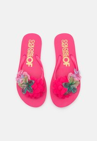 Colors of California - WITH FLOWER MIX - Pool shoes - fuchsia - 5