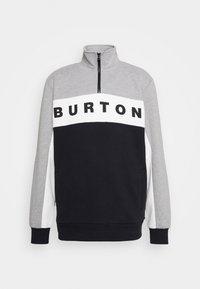 LOWBALL ZIP - Sweatshirt - grey