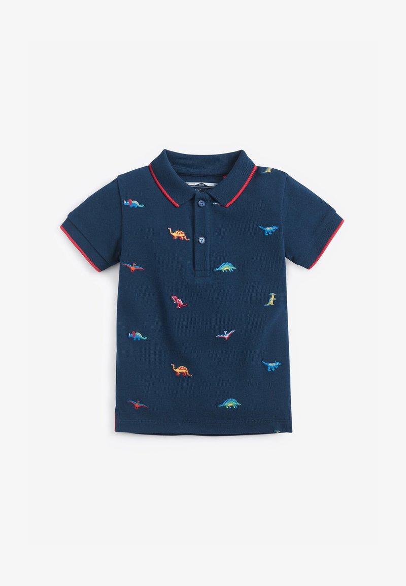 Next - Polo shirt - dark blue