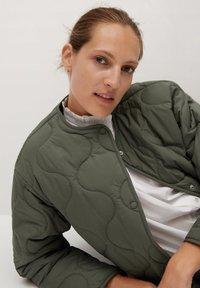 Mango - CARROT - Light jacket - kaki - 6