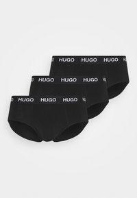 HIPBRIEF 3 PACK - Briefs - black