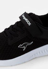 KangaROOS - CALLES - Sneaker low - jet black - 5