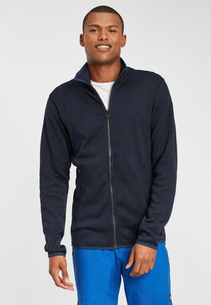 PISTE FULL ZIP  - Veste polaire - ink blue