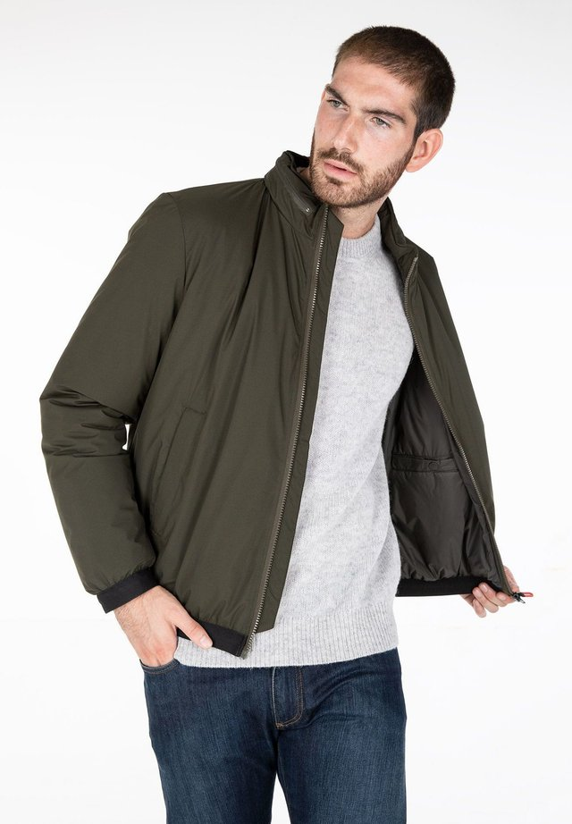 THERMORE EVODOWN - Winter jacket - forest night