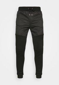 Glorious Gangsta - ABELLO JOGGER - Pantaloni sportivi - jet black - 3