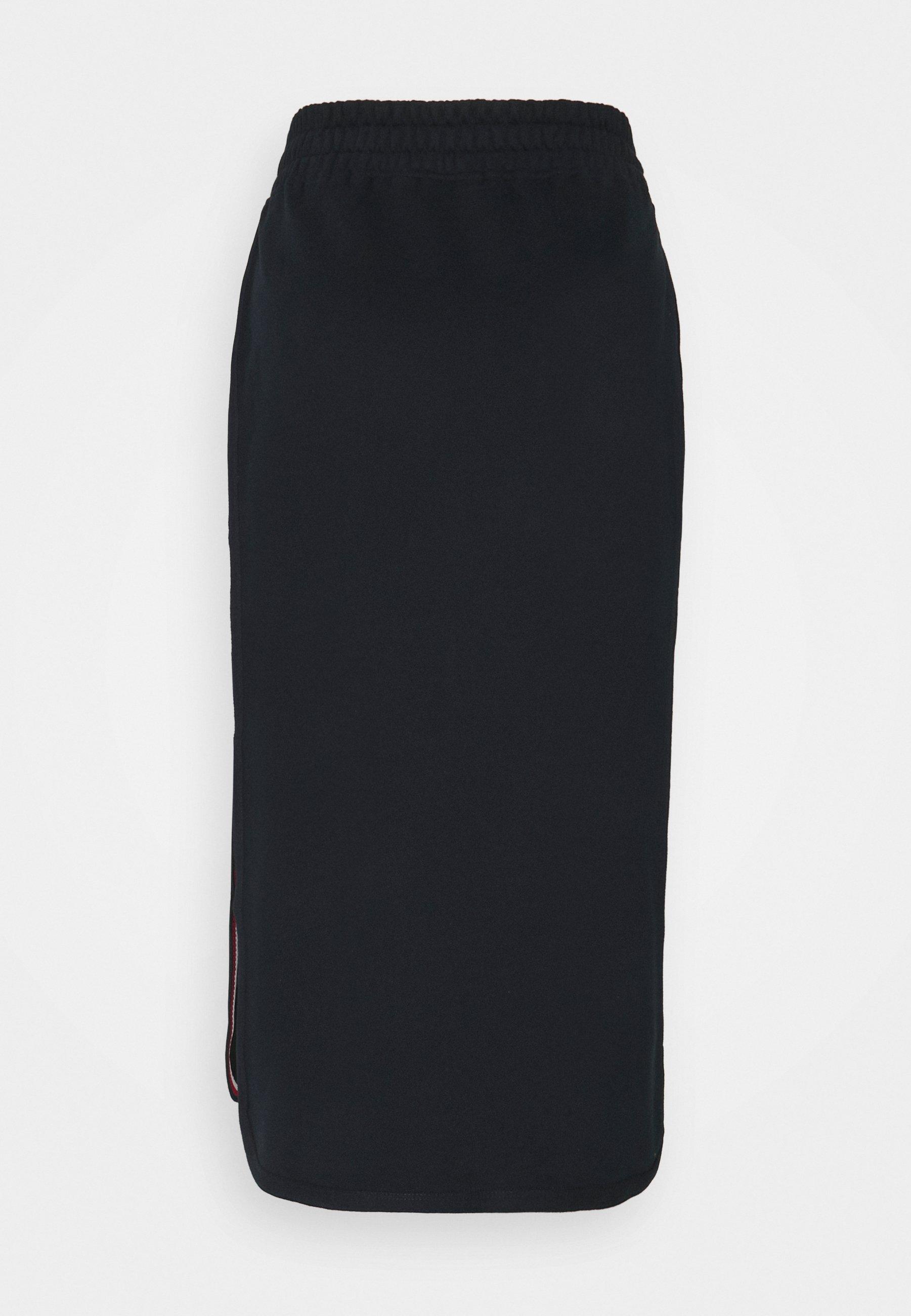 Women REGULAR TAPE MIDI LONG SKIRT - Sports skirt