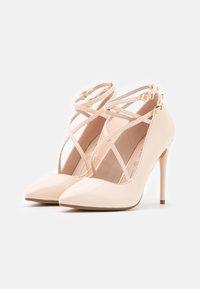 Buffalo - REMY - Classic heels - beige - 2