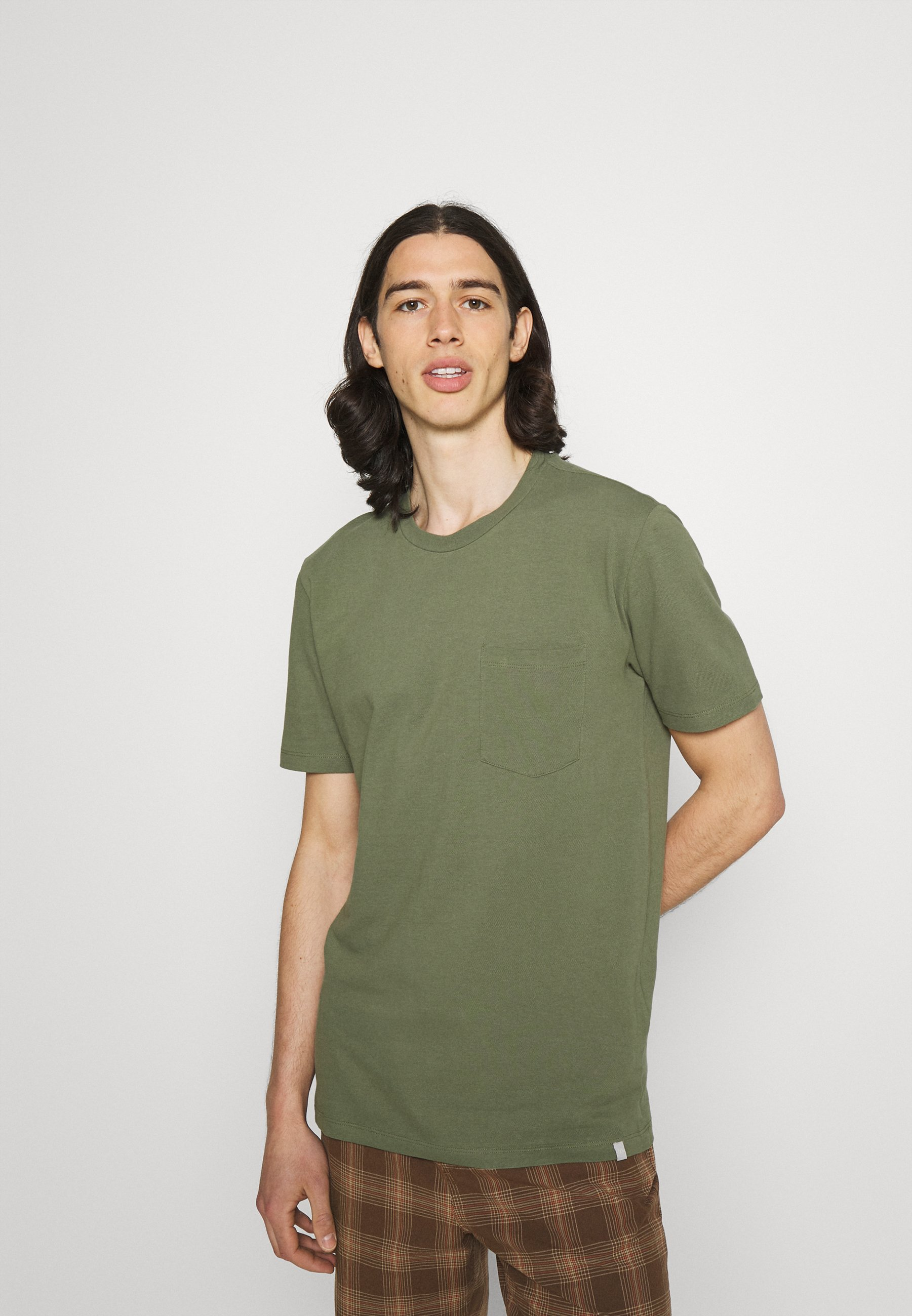 Men JANN - Basic T-shirt