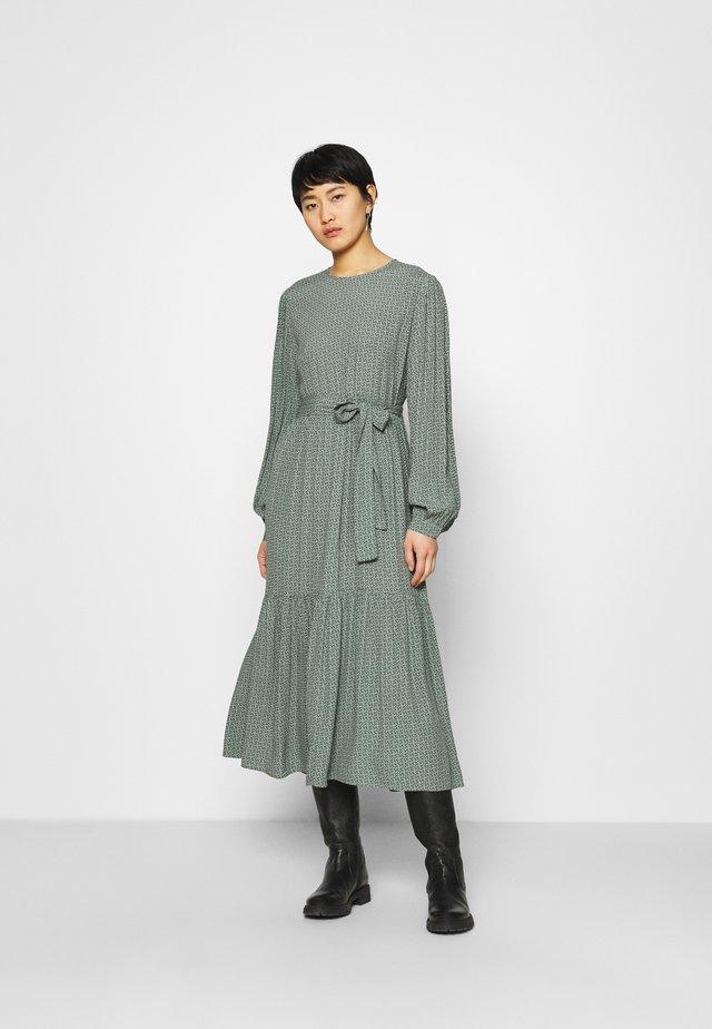 MOA DRESS - Korte jurk - green