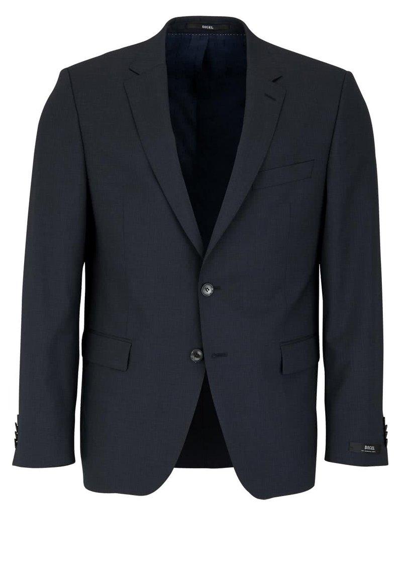 Digel - MIT ZWEI KNˆPFE NACH - Blazer jacket - dunkelblau