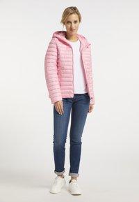 usha - Winter jacket - rosa - 1