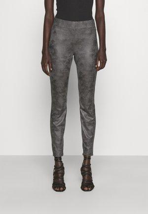 IMITATION PANT - Legging - grey