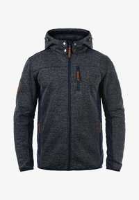 INDICODE JEANS - Zip-up hoodie - dark blue - 2