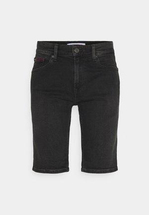 SCANTON - Short en jean - kansas black comfort