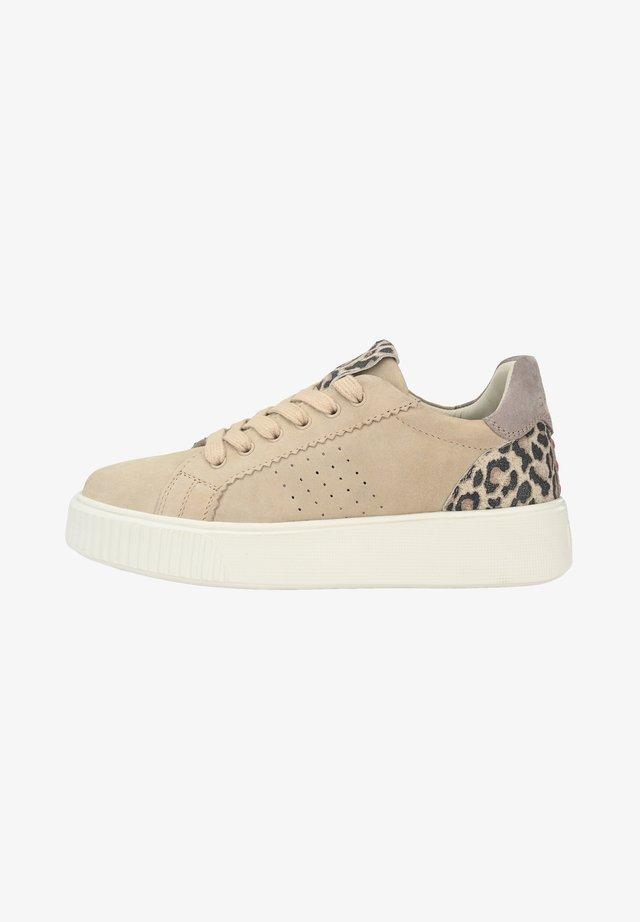 JUNA - Sneakers laag - beige