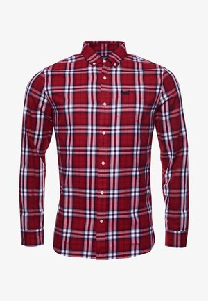 SUPERDRY  - Shirt - hoxton check red