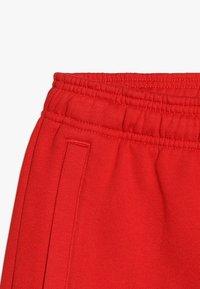 adidas Performance - SID SHORT - Krótkie spodenki sportowe - scarlet/maroon/black - 4