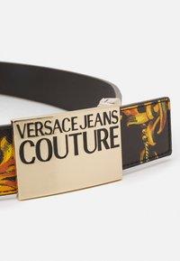 Versace Jeans Couture - CINTURA - Pásek - nero/oro - 3