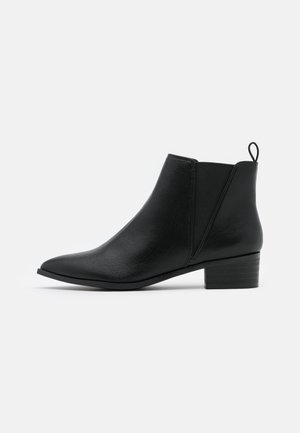 SHOREDITCH GUSSET - Ankle boot - black