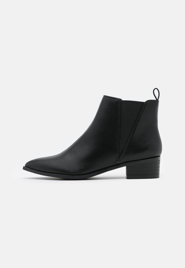 SHOREDITCH GUSSET - Ankle boots - black