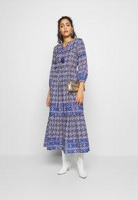 Pepe Jeans - NORMA - Długa sukienka - blue - 1