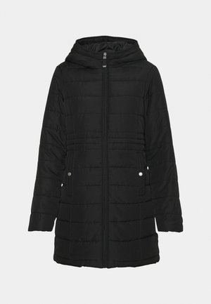 VMSIMONE HOODY JACKET - Winter coat - black