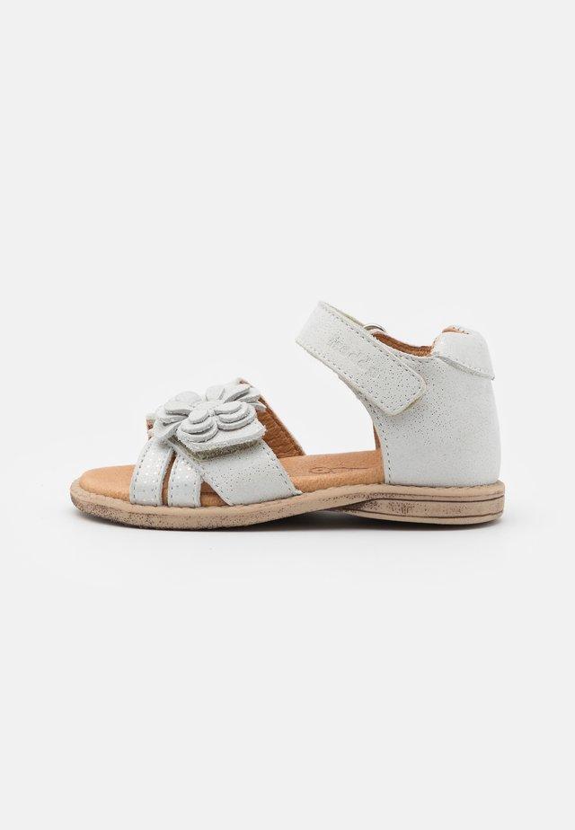 CARLINA - Sandals - white