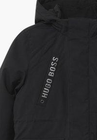 BOSS Kidswear - HOODED - Veste d'hiver - black - 3
