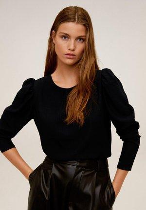 MARI - Bluse - zwart