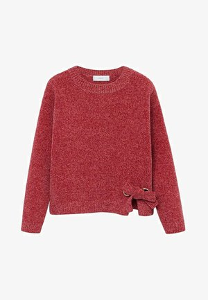 FILIPA - Jumper - red