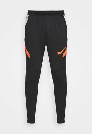 STRIKE PANT  - Pantalones deportivos - black/white/bright crimson