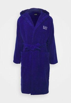 SEA WORLD CORE BATHROBE - Dressing gown - mazarine