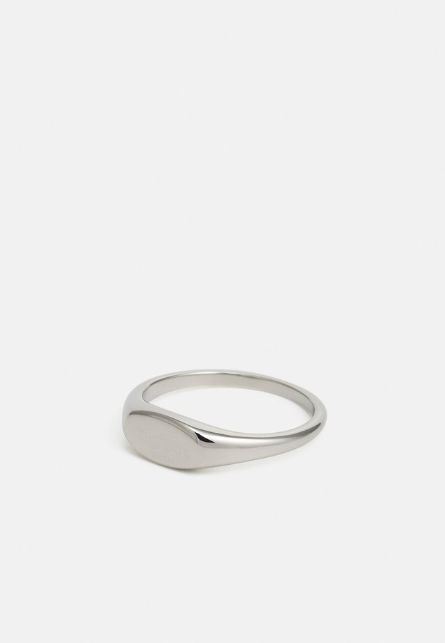 IDOL UNISEX - Ring - silver-coloured