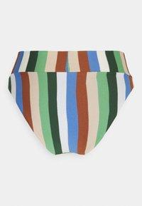aerie - HI CUT CHEEKY - Bikini bottoms - blue lion - 1