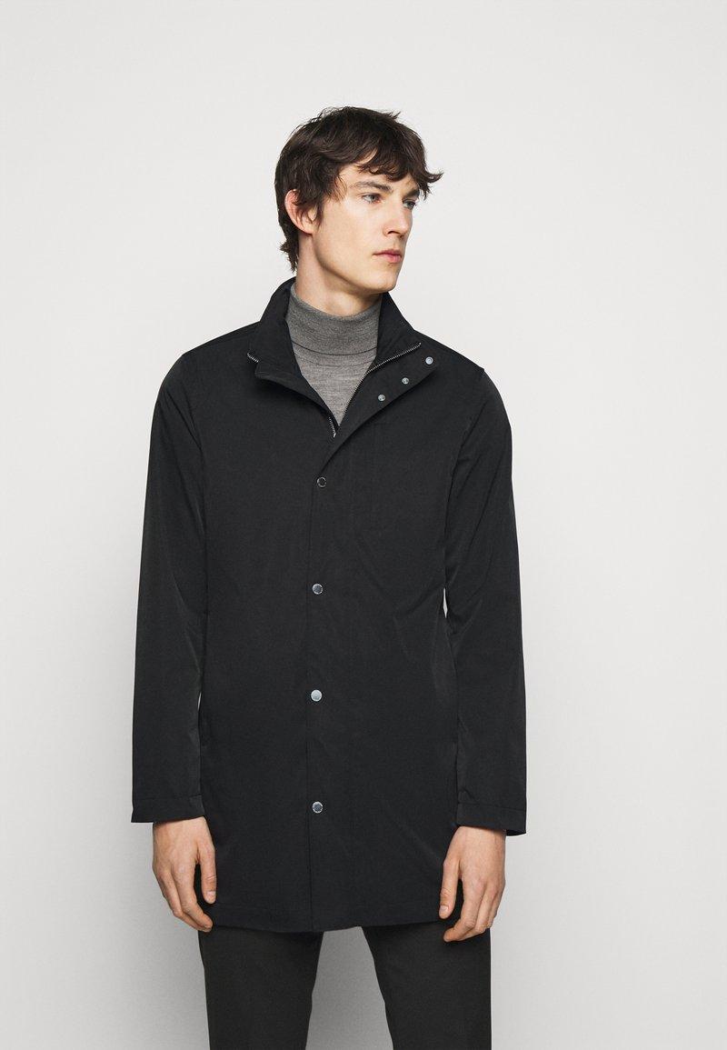 J.LINDEBERG - TERRY POLY STRETCH - Short coat - black