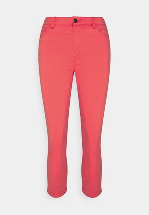 MR CAPRI - Trousers - orange red