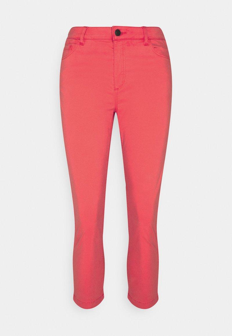 Esprit - MR CAPRI - Trousers - orange red