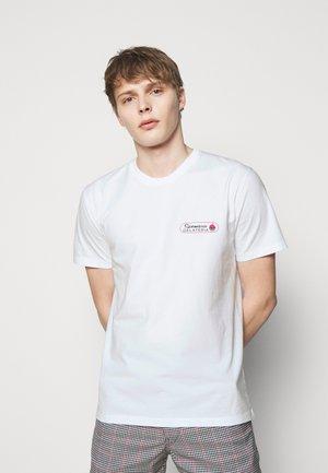 SAMUEL GELATO - T-shirt print - white