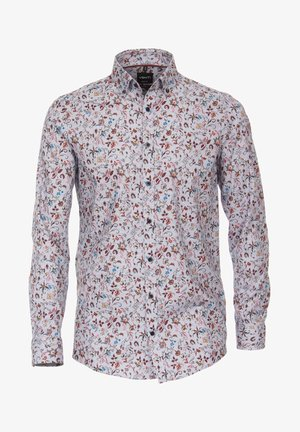 PRINT - Shirt - rotorange