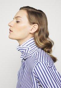 Victoria Beckham - Blouse - blue/white - 6