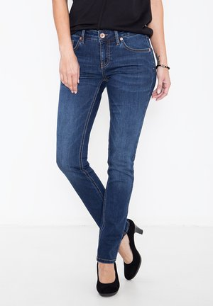 Slim fit jeans - darkblue